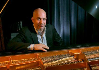 The Jazz Piano Method