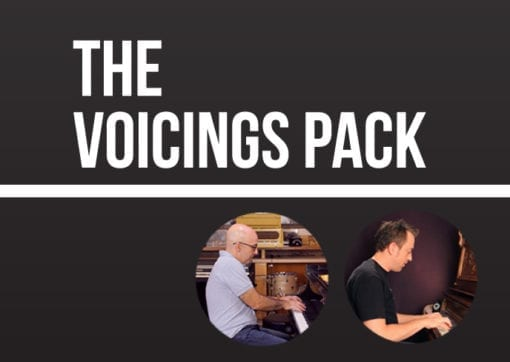 The Voicings Pack