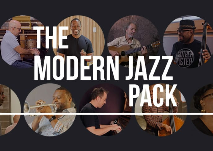The Modern Jazz Pack