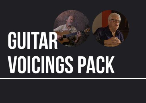Guitar Voicings Pack